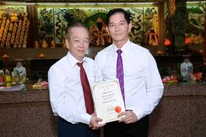 菜市联合宫第13届副主席李瑞庆PBM先生 - Copy